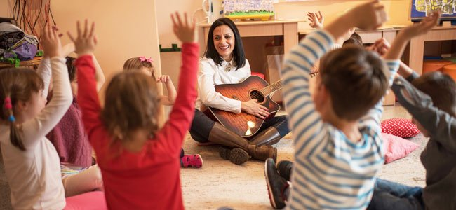 5 Motivos Para Inserir Música nas Escolas