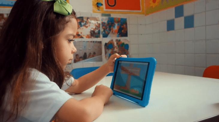 Um dia com a Escribo na Escola Infantil Criativa!
