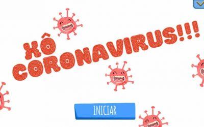 Coronavírus: jogo pedagógico digital ensina crianças a se protegerem da infecção