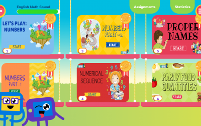 Fun homework with Escribo Play: meet the Assignments menu!